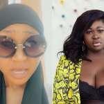 Akuapem Poloo Trolls And Advises Sista Afia To Treat Her Severe Body Odour