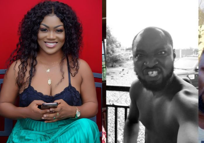 Funny Face Goes Haywire And Curses Lilwin's Girlfriend, Sandra Ababio For Tarnishing His Image