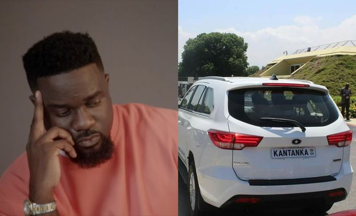 Sarkodie Is A Big Liar! He Lied About Buying A Kantanka Car A Year Ago