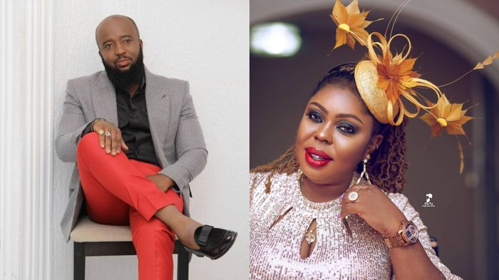 Afia Schwar Lands In Big Trouble For Claiming Trigmatic Bonked Dr Kwaku Oteng's 4th Wife, Akua GMB