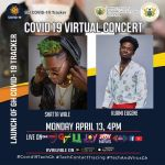 COVID-19 Virtual Concert: Watch Live Performances From Shatta Wale And Kuami Eugene