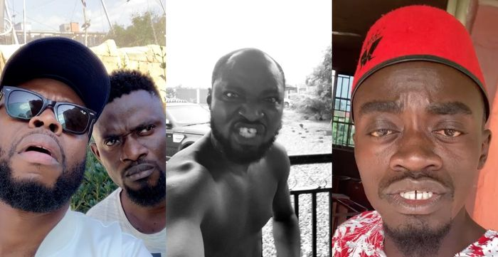 Funny Face Goes Mad Again; Rains Insults On Kalybos, Lilwin And Bismark the Joke For Backbiting Him