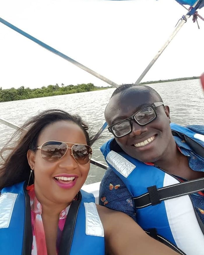 Bola Ray Celebrates Wife's 40th Birthday With Stunning Photos