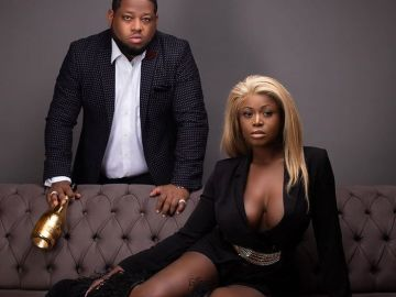 DBlack To Throw Thousands Of Dollars Away As He Rebrands Nudist, Nina Ricchie Into A Rapper
