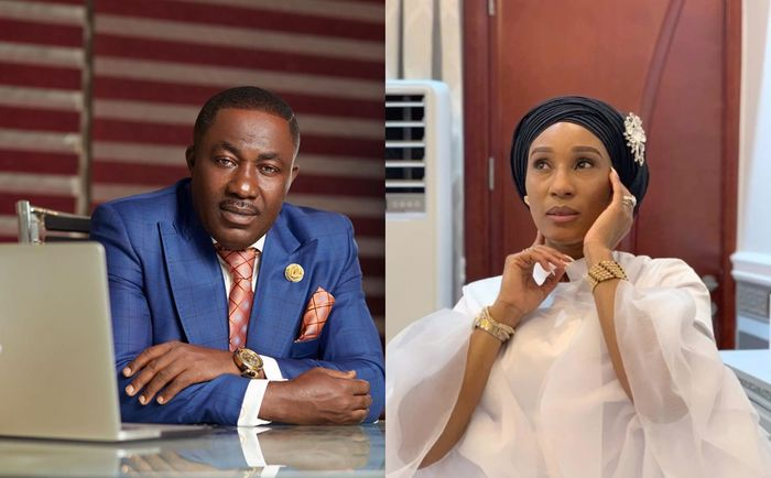 Meet The Beautiful Second Wife Of Dr Osei Kwame Despite
