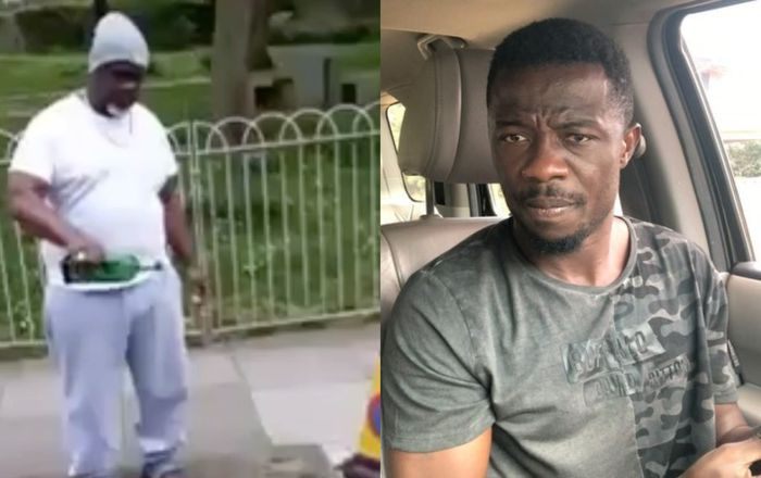 Actor Kwaku Manu Reacts To Reports That He's Been Cursed For Sleeping With Another Man's Wife