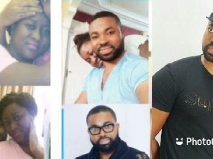 Wife Of Actor Samuel Ofori Speaks On Allegations That He's Sleeping With Married Women In Germany