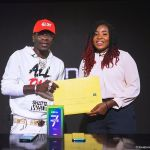 Infinix Mobile Extends Shatta Wale's Ambassadorial Deal By One More Year But He Refuses To Tweet It Because He's Using An iPhone