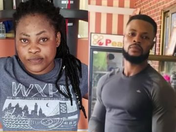 Afia Schwar Posts Photos Of The Gym Instructor Allegedly Sleeping With Joyce Blessing