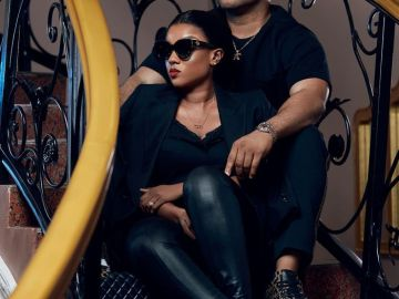 Kwadwo Safo Jnr Lits Up Instagram With Beautiful Photos Of His Wife To Celebrate Her 30th Birthday