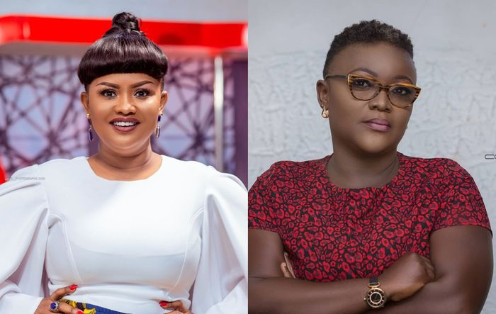 Nana Ama McBrown Speaks On Nana Yaa Brefo's Shocking Resignation From Adom TV