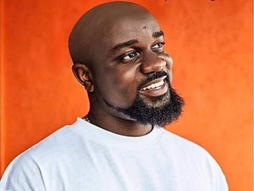 If Sarkodie Had No Hair On His Big Head
