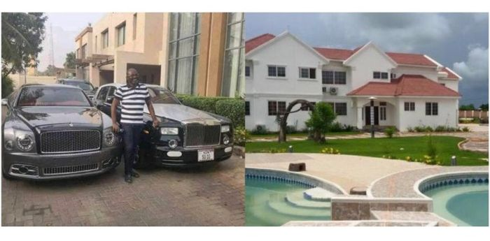A Look At Kennedy Agyapong's Abandoned Million-dollar Mansion In His Hometown, Assin Dompim