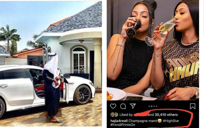Hajia4Real's Rich Boyfriend And Sponsor, Birdman Denies Allegations That He's Nadia's Ex-boyfriend