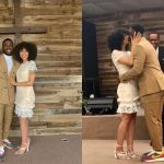 Couple Gets Married With Just One Guest
