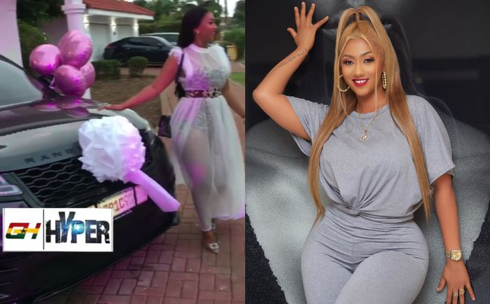 BUSTED: The Plush Mansion Hajia4Real Flaunted As Her Birthday Gift Is Rather A Rented House For Her Upcoming Reality Show