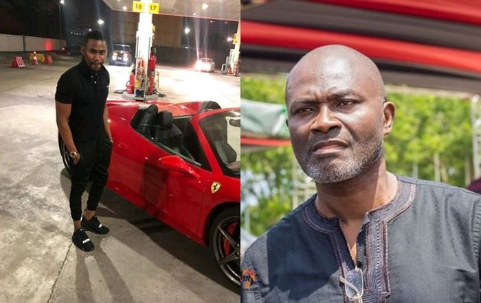 SCREENSHOTS: Ball-less Ibrah One Reportedly Runs Away From His Dansoman Mansion