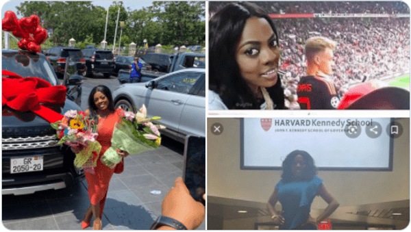 3 Times Nana Aba Anamoah Faked It For Hype On Social Media