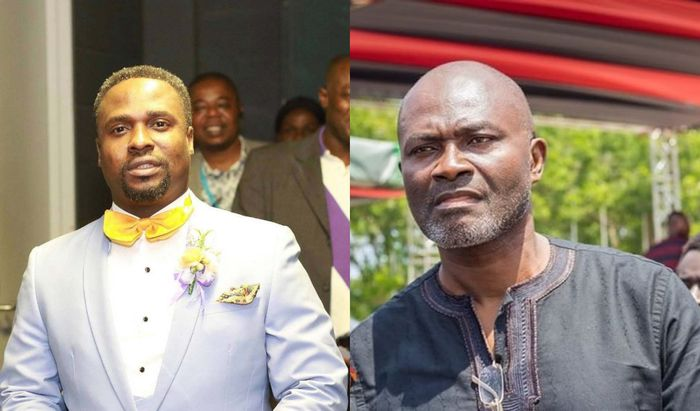 Kennedy Agyapong Claims Reverend OB Of MOGPA Works With A Fetish Priest
