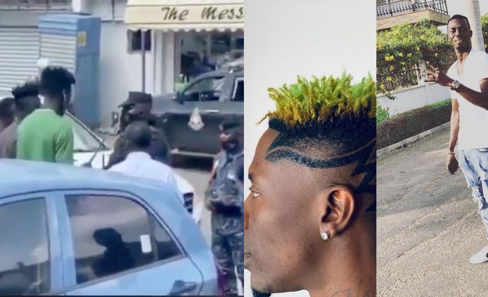 Shatta Wale Sends Policemen To Seize Car He Bought For Joint 77 After Their Heated Banter On Hitz FM