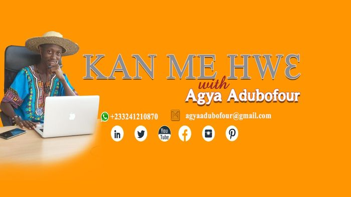 """OFFICIAL: Blogger Adu Sarpeah And Bureau Of Ghana Languages Launch A New Show Dubbed """"Kan Me Hwɛ"""" – Full Gist"""