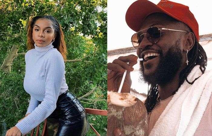 Check Out Beautiful Photos Of Emmanuel Adebayor's New Girlfriend - She's Hot