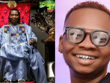 Nana Tonardo Says He Would Rather Worship Apostle Kantanka Than Jesus Christ