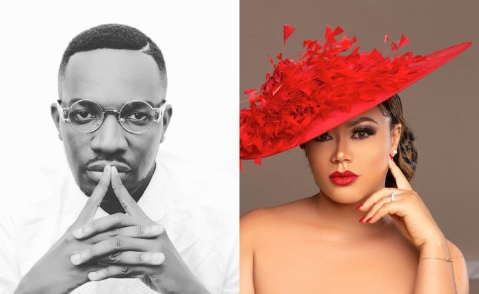 "VIDEO: Confused Ball J Reveals On Live Television That He ""Had Some Time"" With Nadia Buari Those Days"