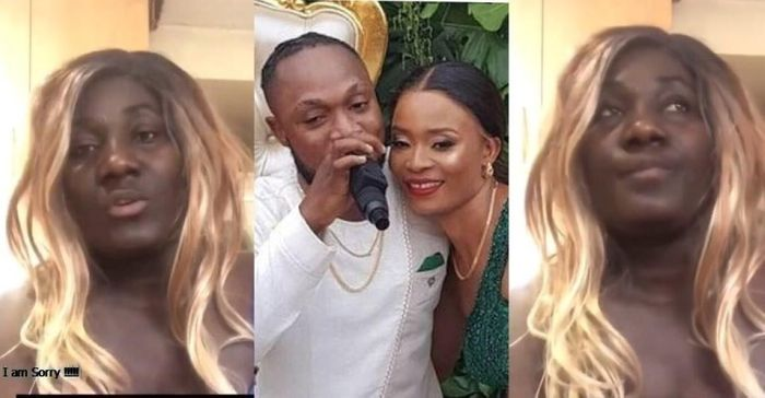 Broke Keche Andrew Was Begging And Receiving As Low As Ghc100 As Chop Money From His Ex-lover In The UK