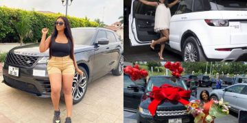 HOT GOSSIP: A Certain Hungry Female Celebrity Is Selling Her Range Rover - Full Gist