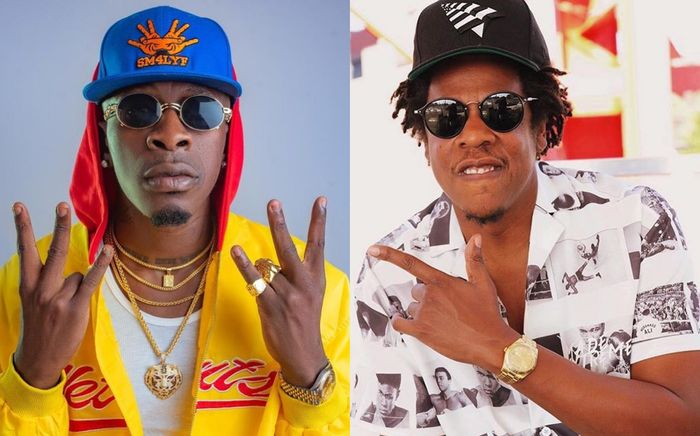 "VIDEO: Shatta Wale To Clutch A Feature On Jay-Z's Upcoming Album ""Gift Of God"" - Full Gist"