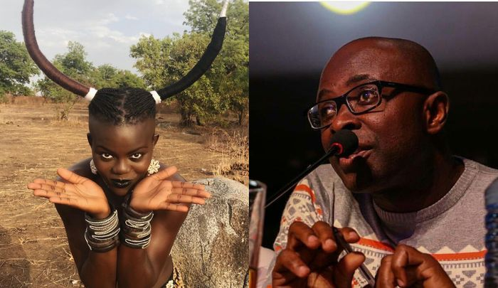 VIDEO: Peace FM's Akwasi Aboakye Says Wiyaala Is An Idiot Because She Once Farted In A Video