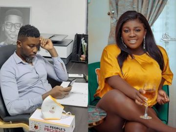 Kwame A-Plus Sarcastically Reveals Why He Bonked Tracey Boakye And Never Gave Her A Dime