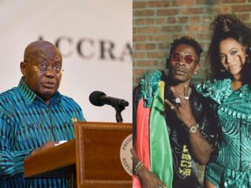 VIDEO: Ola Michael Says Shatta Wale Has Helped Ghana More Than President Akufo Addo