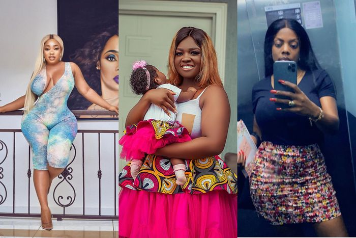 Nana Aba Anamoah's Call Shutting Up Tracey Boakye's Gutter Mouth Tells Us How United Slay Queens In Tracy's Camp Are