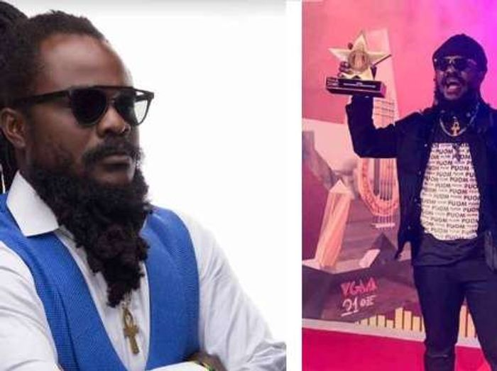 Ras Kuuku Reacts To His Missing Award- Says The Award Is Safe With His Manager