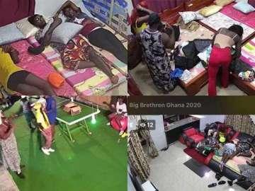 "Embarrassing Videos From ""Big Brethren Ghana"" Leaves Ghanaians In Total Shock"