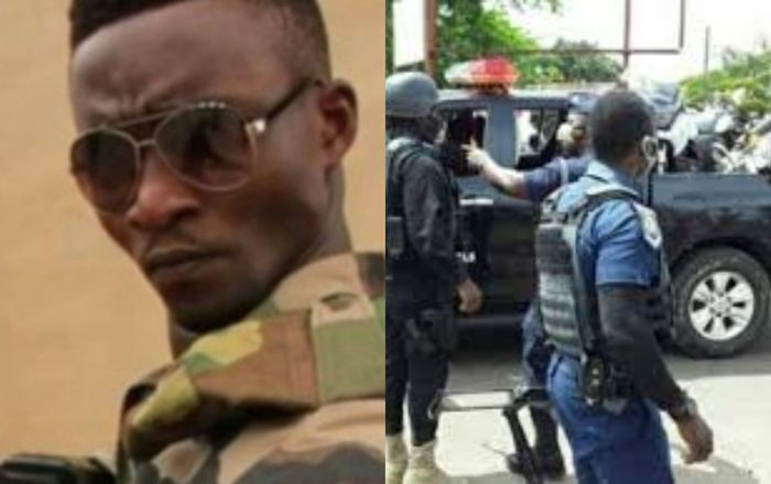 Kumawood Actor, Scorpion Attacked And Shot By Armed Robbers