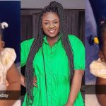 Video: Tracy Boakye Shows Off Her 4months Old Baby- Netizens Have Started Drawing Conclusions