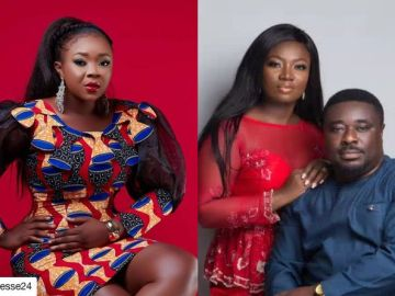 Dr. Kwaku Oteng's 'Daughter' Alleges That Stacy Amoateng's Husband, Okyeame Quophi, Has Been Beating Her