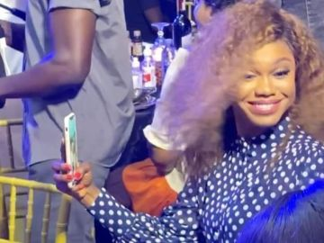 VIDEO: Once Dark And Lovely Becca Appeared All Fair And Bright At The Adonko Next Level Launch