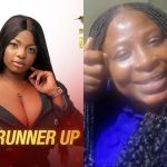BBNaija2020: Dorathy Completely Ignores Gloria Sarfo After Congratulating Her For Emerging As 1st Runner-up