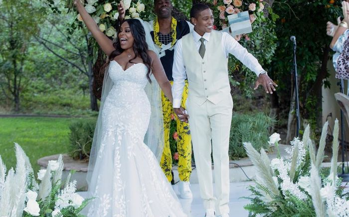 Hollywood Actress, Niecey Nash, Marries Lesbian Partner, Jessica Betts, 6 Months After Divorcing Her Husband
