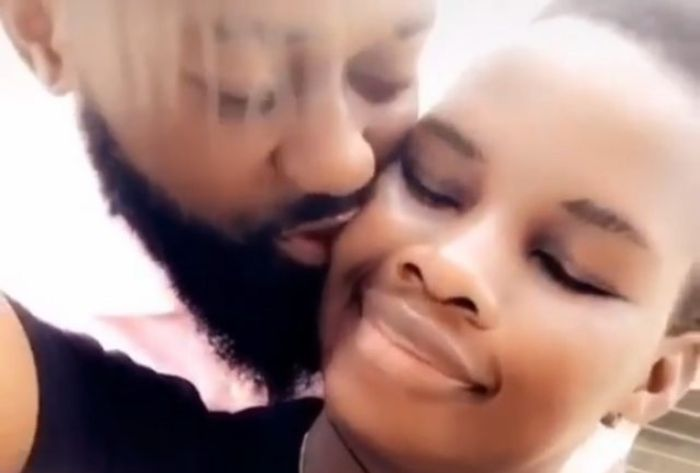 Video Of Pamela Odame And Her Handsome Boyfriend Making Out Goes Viral