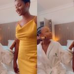 VIDEO: Stunt Queen, Akuapem Poloo, Says She's Getting Married At Alisa Hotel