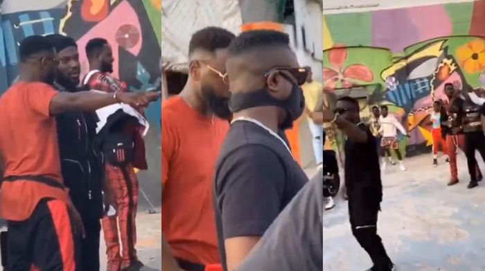 VIDEO: Fan Yells At Sarkodie To Stop Being Stingy