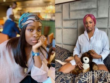 DJ Cuppy Reveals Herself And Sister, Tolani, Are Still Single - But Can't Their Billionaire Father Buy Men For Them?