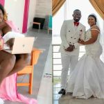 Proud Baby Mama, Tracey Boakye, Sarcastically Asks Xandy Kamel's Husband To Divorce Her