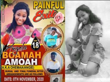 VIDEO: 18-year-old Girl Dies After Her Sakawa Boyfriend Allegedly Used Her For Money Rituals