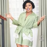 Fans Are Disappointed In Afia Schwar In A New Video In Which She Removed Her Dross